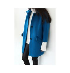 garson single cocoon coat  www.g-r-a-b.com