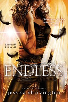 #CoverReveal Endless (The Violet Eden Chapters #4) by Jessica Shirvington. LOVE WILL KILL US ALL Violet Eden thought she was getting things under control. Then all hell breaks loose-literally. In the war between angels and exiles, she's about to face the biggest baddie of all time. Except she's not nearly ready.  The dark exile Phoenix is still messing with her head-not to mention her heart. And her ...more Hardcover, 464 pages Expected publication: October 1st 2013 by Sourcebooks Fire