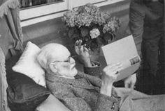 Sigmund Freud. Hasta el final, inspirado siempre.
