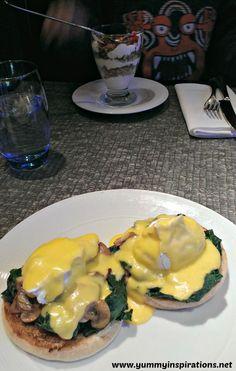 Covent Garden London Restaurant Breakfast