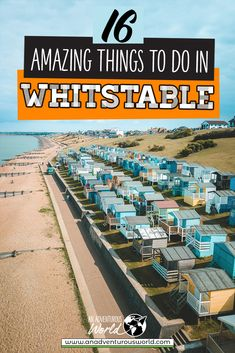 Are you looking for the best things to do in Whitstable? From eating oysters to visiting the Lobster Shack, this is what to do in Whitstable, England! Whitstable is such an amazing day trip from London where you can have a proper UK staycation on the beach. This is my travel guide to Whitstable for you! #Whitstable #WhitstableEngland #ThingsToDoInWhitstable #WhatToDoInWhitstable #WhitstableTravel #England #VisitEngland #UK Day Trips From London, Things To Do In London, Dublin Travel, Ireland Travel, Lake District, Bristol, Liverpool, Beach Trip, Beach Travel