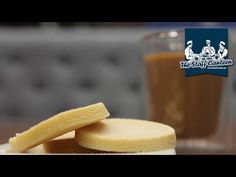 Indulgent hot chocolate recipe with shortbread - YouTube