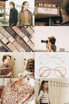 Nancy Wheeler, Jonathan Byers, and Barbara Holland - Stranger Things