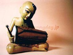 walkup.sunnyday.jp » INDONESIA 太鼓をたたく男 #poupéedemusicien Buddha, Wordpress, Statue, Art, Art Background, Kunst, Performing Arts, Sculptures, Sculpture