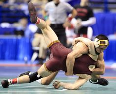"""Guess who taught Iowa's Tony Ramos this move?  Clue: One of the Hawkeye's best """"pinners"""" of all time.  Bonus question: What's this move called?"""