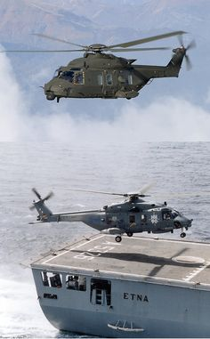 NH90 TTH and NH90 NFH