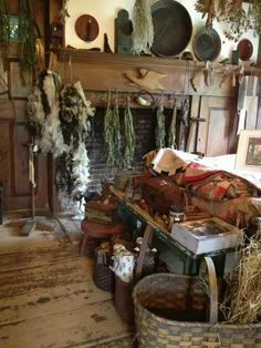 Witch Keeping Room:  The #Keeping #Room FP, photo of Walker Homestead.