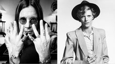 Ozzy Osbourne: David Bowie's Death 'Knocked the Shit Out of Me'   Rolling Stone
