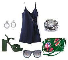"""Untitled 221"" by cristina-de-zotti-nassis on Polyvore featuring Emanuélle Vee, Kate Spade, Charriol, Alor and Linda Farrow"