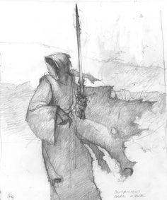 http://www.johnjudepalencar.com/home.htm Drawing - Wrath