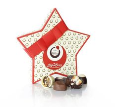 Christmas Star, Petit Indulgence Collection - 96g