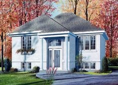 House Plan chp-37815 at COOLhouseplans.com