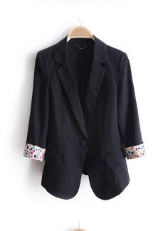 magnanimous New Arrival Spring Simple Style Women's Suit Blazers