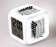 100% New. Glowing LED light with 7 different color changing. Support 12-hour and 24-hour time format, calendar, temperature and alarm.(not include battery) Alarm and sleeping funition Display Time ,Da