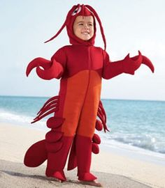 lobster halloween