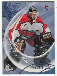 Olaf Kolzig # 46 - 2002-03 BAP All Star Edition Hockey