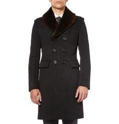 Burberry Prorsum coat...timeless.