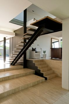 Shaun Baker House by architect Bryan Dunstan of BD Studio new Forest Town home