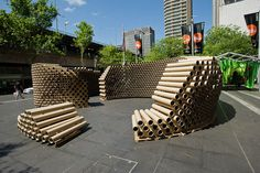 Gallery of Roll Play - Temporary Pavilion for The Sydney Architecture Festival - 14