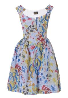 Pannier Dress | Vivienne Westwood