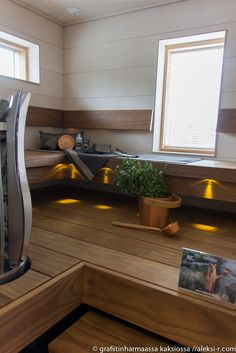sauna lauteet