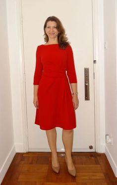 Allison.C Sewing Gallery: BurdaStyle 12/2012 - 112 Dress