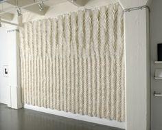 """""""Hedge"""" by Liz Jaff (overall view)  rhv fine art, brooklyn"""