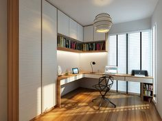 Unique and Comfortable Office Design Ideas In Your Home - the Story - nyamanhome Home Office Layouts, Home Office Space, Home Office Design, Home Office Furniture, Home Office Decor, Home Design, Interior Design, Home Decor, Office Style