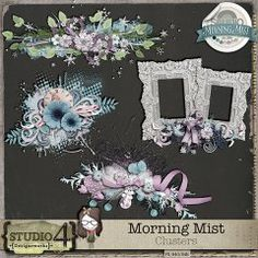 Morning Mist - Clusters
