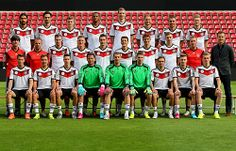 DFB So excited for the FIFA World Cup 2014!!! This time our boys will bring it home! Fingers crossed. :)