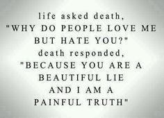 Life & Death / Lie & Truth