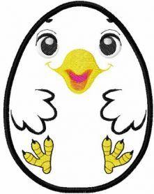 Chicken kitchen potholder free embroidery design. Machine embroidery design. www.embroideres.com