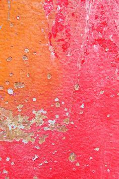 hot pink and orange together . . .
