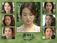 Full House ♥ Song Hye Kyo as Han Ji Eun