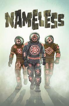 NAMELESS #1 #GrantMorrison #Comics @devilcomics @imagecomics