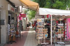 Benicassim town streets #travel #Spain