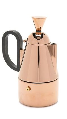 Tom Dixon Brew Stove Top Coffee Maker - Coffee Maker - Ideas of Coffee Maker