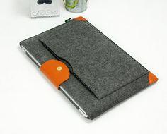Macbook Case Felt Macbook Sleeve 13'' Macbook Air / by profelter