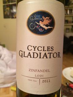 Cycles Gladiator  Uva Zinfadel Californiano