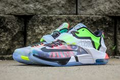 "the best attitude 6d155 fbbd1 Nike KD 7 ""What the KD"" Kd Sneakers, Best Basketball Shoes, Nike"