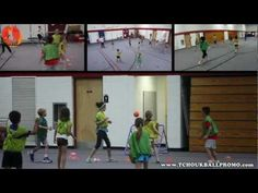 Why Tchoukball in Physical Education Class - YouTube
