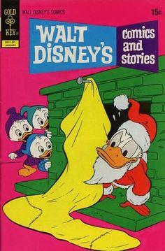 WALT DISNEY COMICS AND STORIES