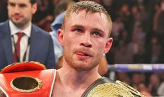Carl Frampton determined to dominate boxing world by earning added featherweight belt