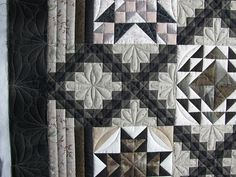 This is a sampling of customer quilts:          Ann's quilt for her son                      Ann's Birds of a Feather  quilt             ...