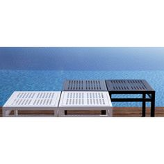 coffee table for outdoor #design #madeinItaly #outdoor
