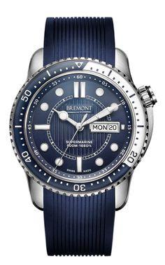 Bremont Supermarine #bremont British Watchmakers London #horlogerie @calibrelondon