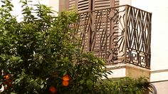 balcony Cast Iron, Balcony, Fence, Gate, Barcelona, Outdoor Structures, Photo Illustration, Terrace, Balconies