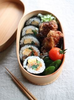 x Japanese Lunch, Bento Recipes, Food Obsession, Lunch To Go, Bento Box Lunch, Healthy Meal Prep, Aesthetic Food, Lunches And Dinners, Quick Meals