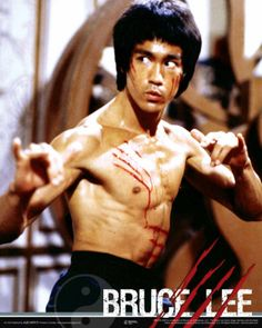 Bruce Lee Enter The Dragon Movie Poster