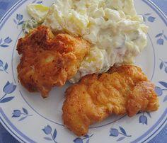 Käse-Knusperfisch, ein tolles Rezept aus der Kategorie Frittieren. Bewertungen: 2. Durchschnitt: Ø 3,3.